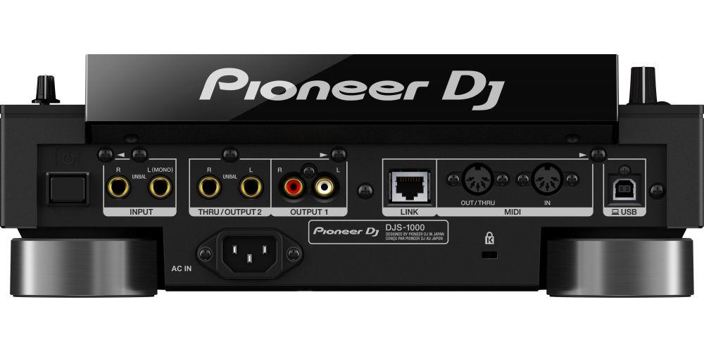 sampler DJS 1000