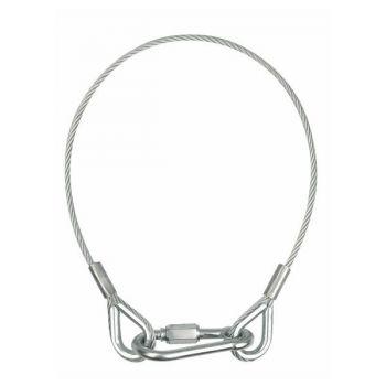 Showtec Cable de Seguridad BGV-C1 de 100 cm RF:70169