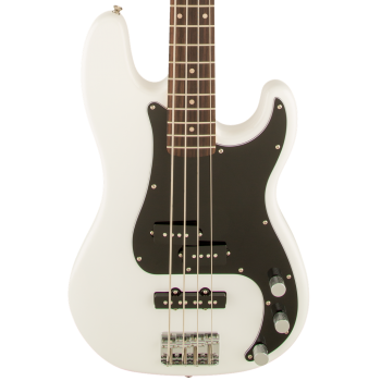 Fender Squier Affinity Precision Bass PJ LRL Olympic White