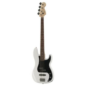 Fender Squier Affinity Serie Precision Bass PJ Olympic White