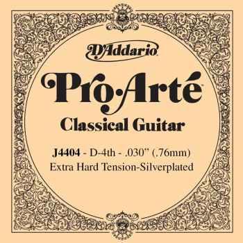 D´addario J4404 Cuerdas para Guitarra Española