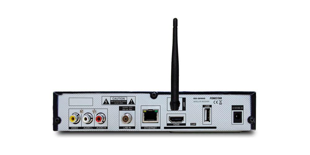 fonestar receptor satelite