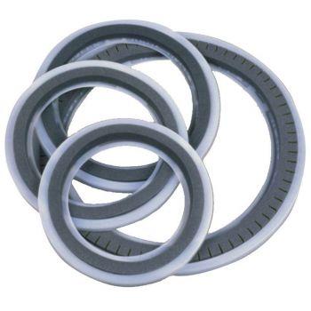 Remo Apagador Ring Control para Parche Bombo 24