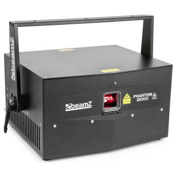 Beamz Phantom 12000 Pure Diode Laser RGB Analogico 152497