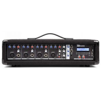 Power Dynamics PDM-C405A Mesa 4 Canales con Amplificador 171157