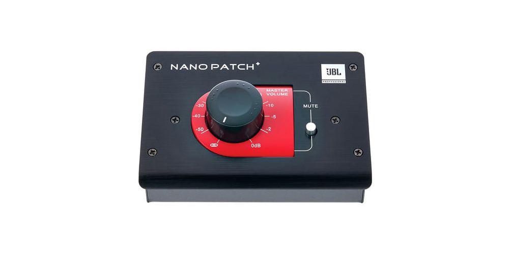 COMPRAR JBL NANO PATCH PLUS