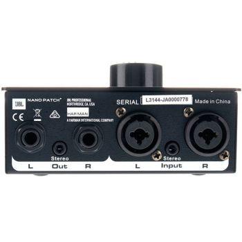 JBL NANO PATCH PLUS Control de volumen pasivo
