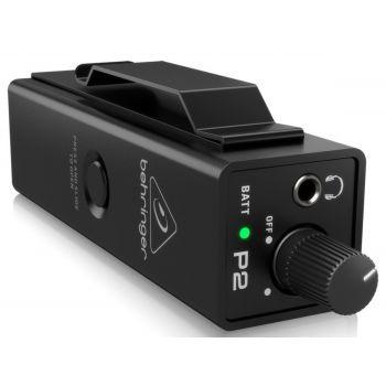 Behringer POWERPLAY P2 Amplificador de Auriculares