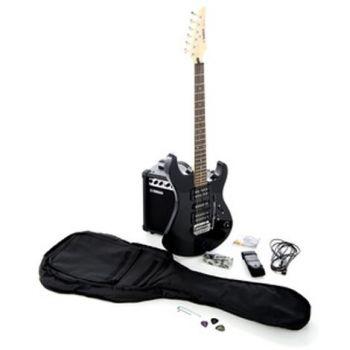 YAMAHA ERG-121 GPIIHll Pack Guitarra con amplificador GA 15ll, YT 100, funda, juego cuerdas, correa, bobinador y púa.