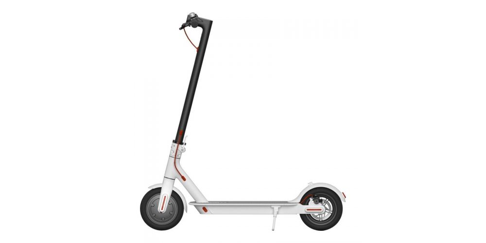 xiaomi mi electric scooter m365 blanco