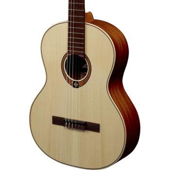 LAG OC70-HIT Guitarra Clásica Serie Occitania Classic Afinador Integrado
