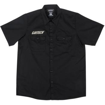 Gretsch Electromatic Workshirt Black Talla L
