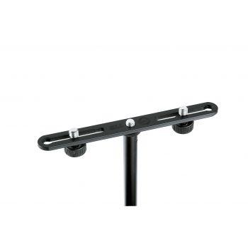Konig & Meyer 23550 Stereo Bar. Barra soporte Micrófonos