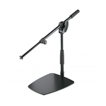 Konig & Meyer 25993 Soporte Microfono Negro