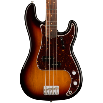 Fender American Original 60s Precision Bass RW 3 Color Sunburst Bajo Eléctrico