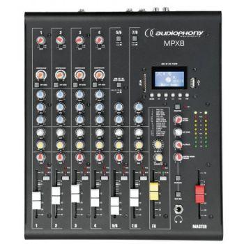 Audiophony MPX-8 MEZCLADOR