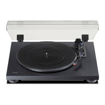 TEAC TN-180 BT Black Giradiscos Bluetooth