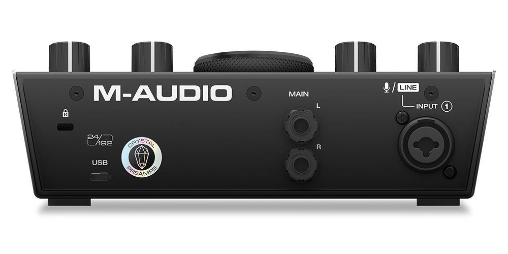 m audio air 192 4 vocal studio conexiones