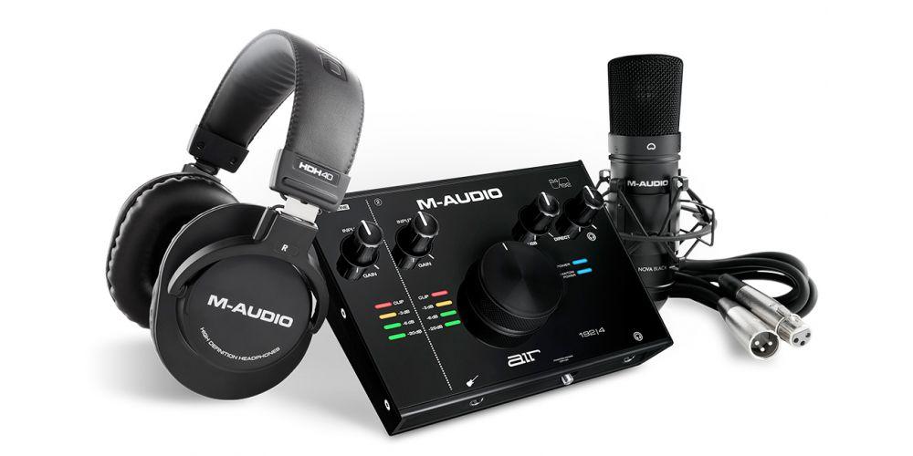 m audio air 192 4 vocal studio