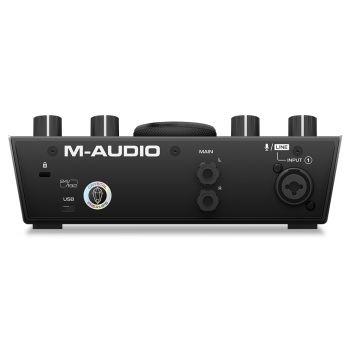 M AUDIO AIR 192-4 Vocal Studio PRO. Estudio de Grabación