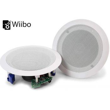 Wiibo Spirit 55BT Altavoces Techo Blancos Bluetooth empotrables 5,25