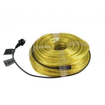 Eurolite Rubberlight RL1-230V Yellow 44m Tira Led