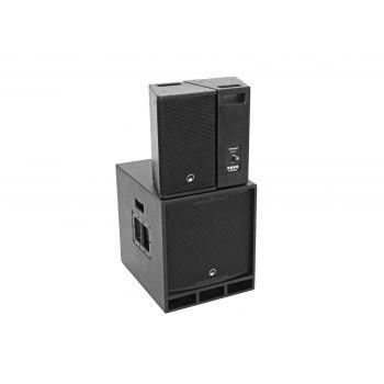 Omnitronic MAXX-1810DSP 2.1 Sistema PA