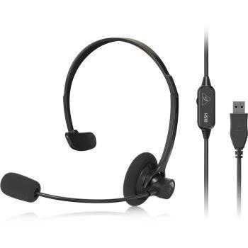 Behringer HS10 Auriculares con Microfono y Conexion USB