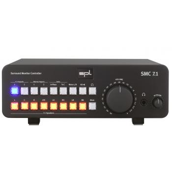 SPL Controlador SMC negro