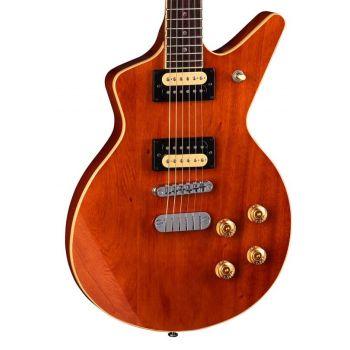 Dean Guitars Dean Cadillac 1980 FM Natural Mahogany. Guitarra Eléctrica