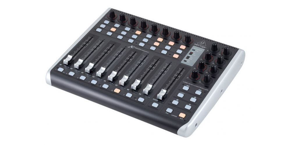 BEHRINGER X-TOUCH COMPACT Controlador Universal USB/Midi
