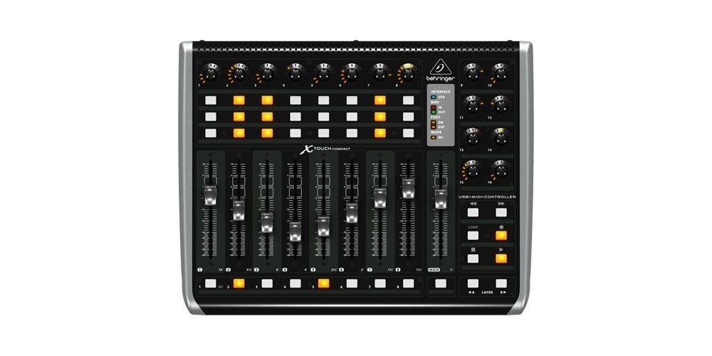 X TOUCH COMPACT behringer