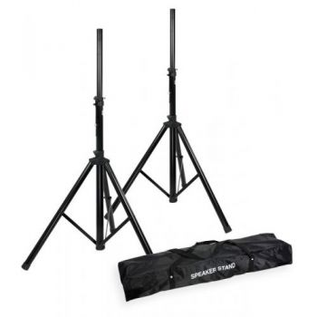 ADAM HALL SPS023 Set dos Soportes con Funda