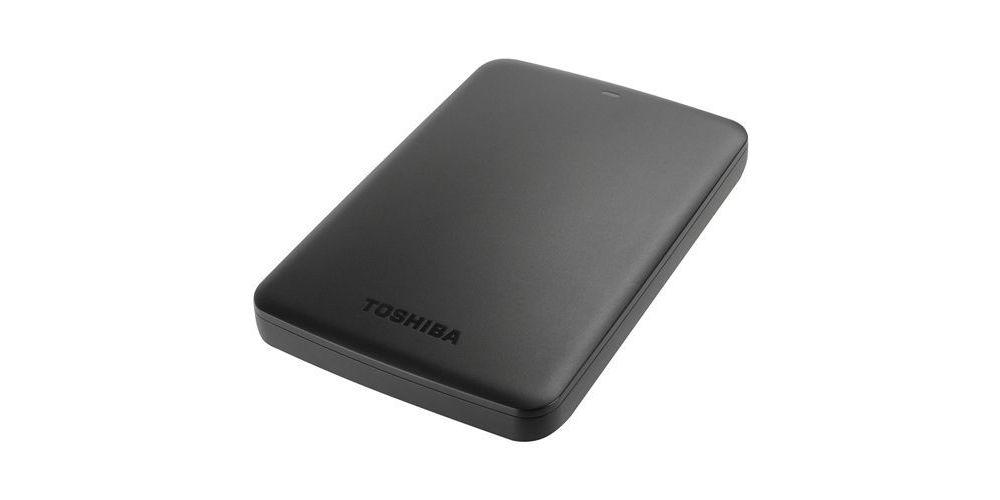 TOSHIBA CANVIO 2TB BASICS Disco Duro 2,5
