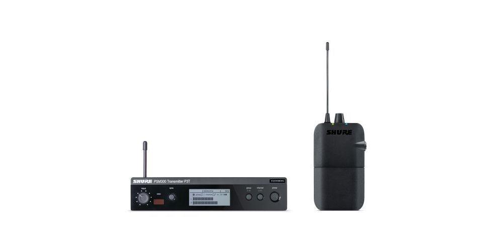 Shure P3TR Sistema de Monitoraje