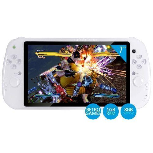 GAME MASTER Tablet Android para jugones . Con Retro Games incluidos