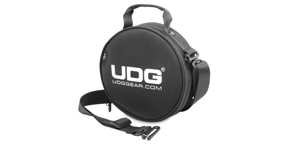 U9950BL Ultimate Digi Headphone Bag Black