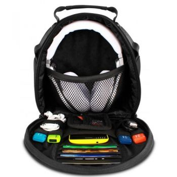 U9950BL Ultimate Digi Headphone Bag Black