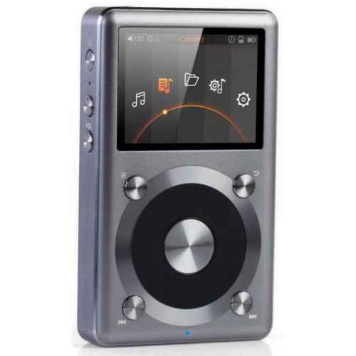 FIIO X3 II Titanium Portable HD Player