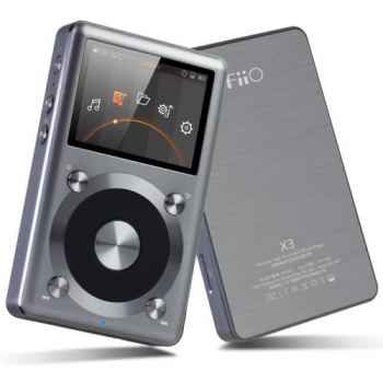 FIIO X3 II Titanium Portable HD Player