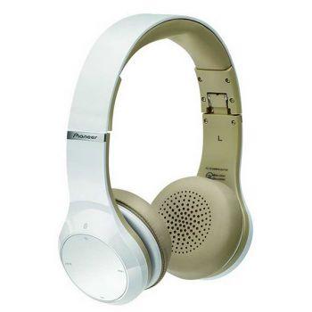 Pioneer SE-MJ771BT W Auriculares Bluetooth Blanco