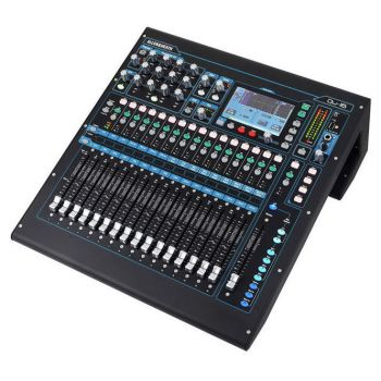 ALLEN-HEATH QU-16 Chrome Mesa de Estudio
