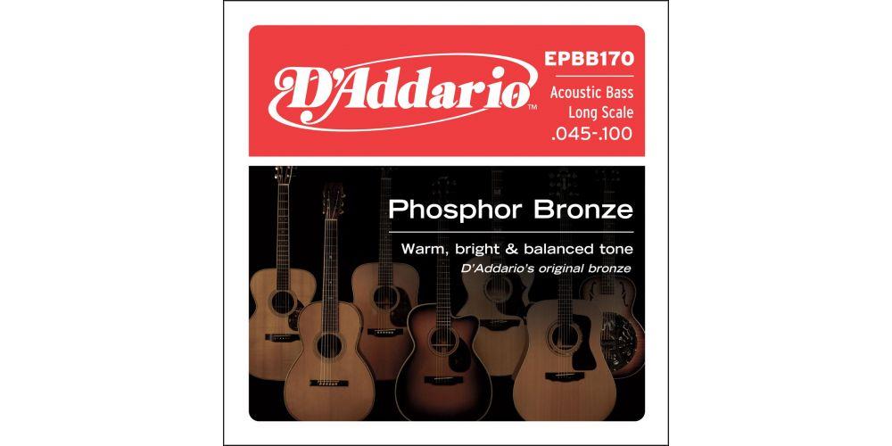 D Addario EPBB-170 Acustico