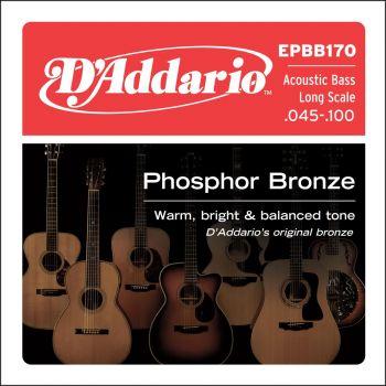 D Addario EPBB-170 Cuerda Bajo Acustico