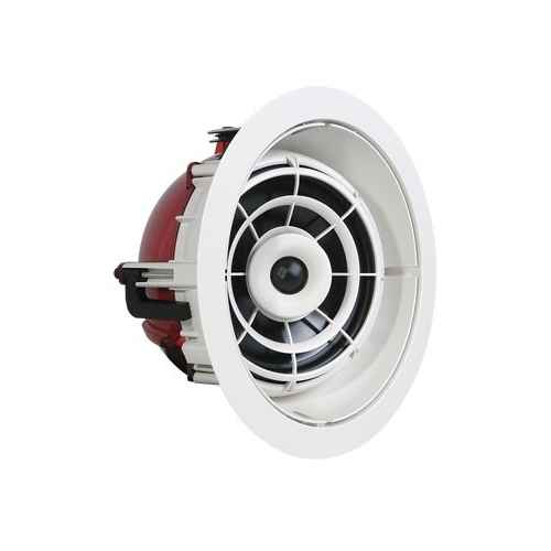 speakercraft aim8 one altavoz techo blanco orientable