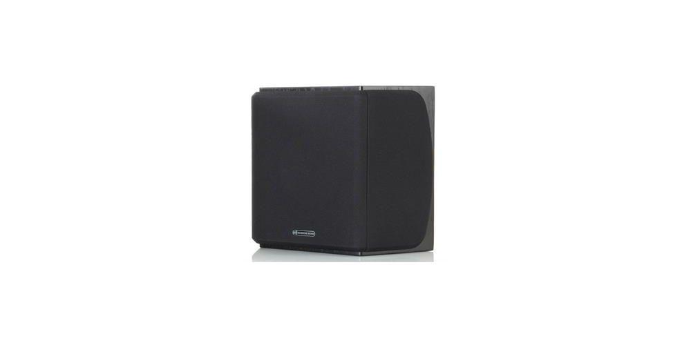 monitor audio silver fx black oak altavoz trasero tapa