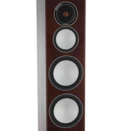 monitor audio silver 10 walnut detalle fabricacion