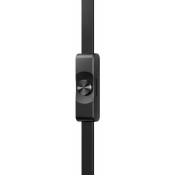 Pioneer SE MJ722T-K  Auriculares Cerrados Control Graves Negro