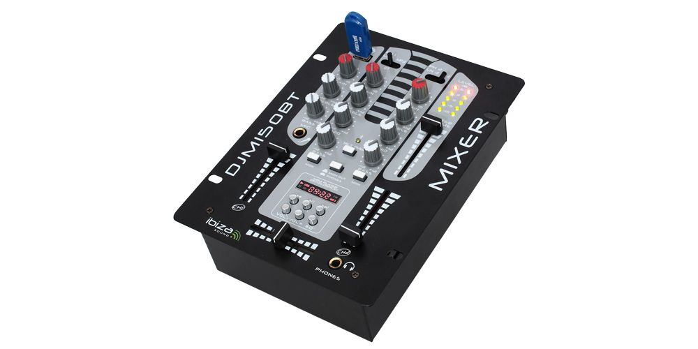 ibiza sound djm 150 usb bt