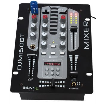 Ibiza Sound Djm 150 Usb Bluetooth